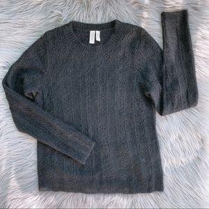 Anthropologie Meadow Rue Mohair/Wool Sweater